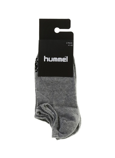 Hummel Spor Çorap Gri